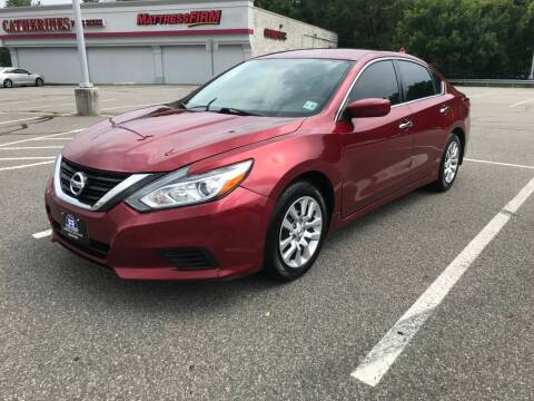 2017 Nissan Altima for sale at B&B Auto LLC in Union NJ