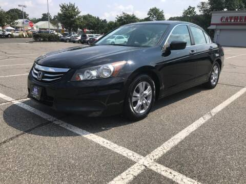 2012 Honda Accord for sale at B&B Auto LLC in Union NJ