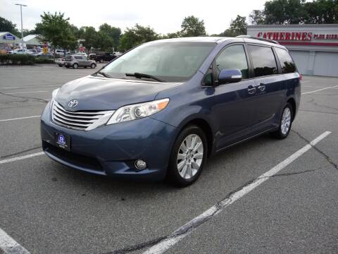 2014 Toyota Sienna for sale at B&B Auto LLC in Union NJ