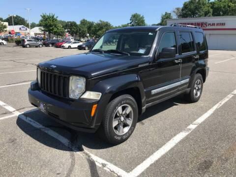 2008 Jeep Liberty for sale at B&B Auto LLC in Union NJ