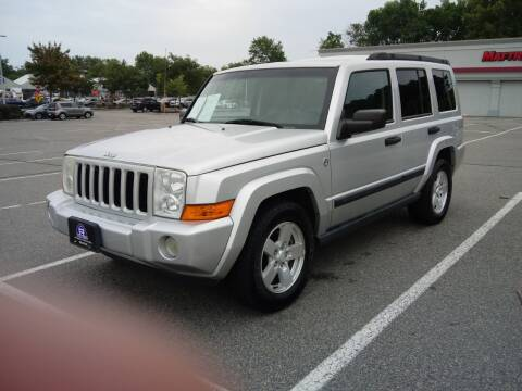 2006 Jeep Commander for sale at B&B Auto LLC in Union NJ