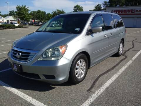 2008 Honda Odyssey for sale at B&B Auto LLC in Union NJ