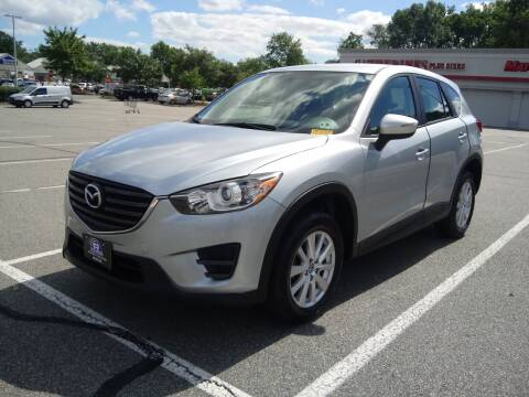 2016 Mazda CX-5 for sale at B&B Auto LLC in Union NJ