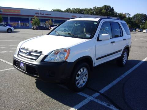 2006 Honda CR-V for sale at B&B Auto LLC in Union NJ