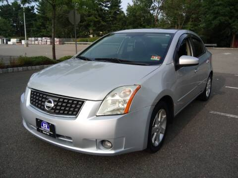 2007 Nissan Sentra for sale at B&B Auto LLC in Union NJ