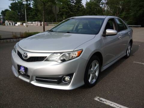2014 Toyota Camry for sale at B&B Auto LLC in Union NJ