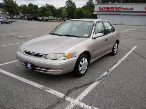 1998 Toyota Corolla for sale at B&B Auto LLC in Union NJ