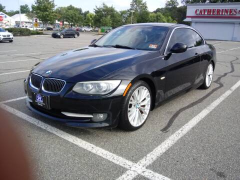 2011 BMW 3 Series for sale at B&B Auto LLC in Union NJ