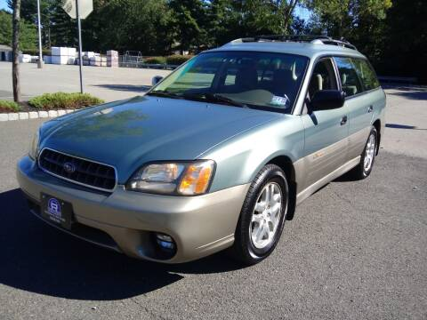 2003 Subaru Outback for sale at B&B Auto LLC in Union NJ