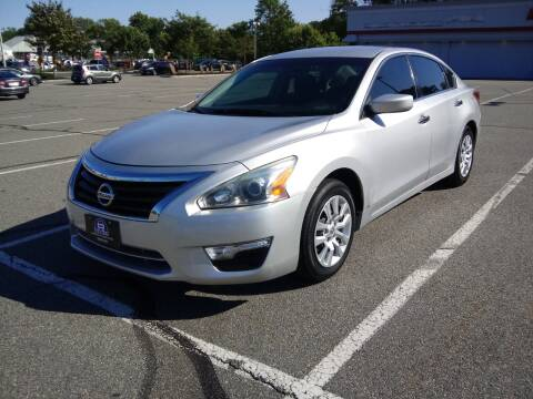 2013 Nissan Altima for sale at B&B Auto LLC in Union NJ