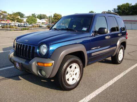 2003 Jeep Liberty for sale at B&B Auto LLC in Union NJ