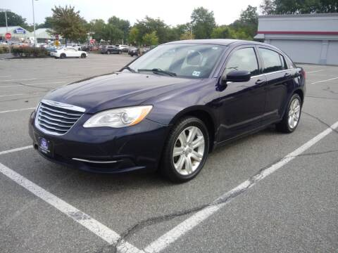 2012 Chrysler 200 for sale at B&B Auto LLC in Union NJ