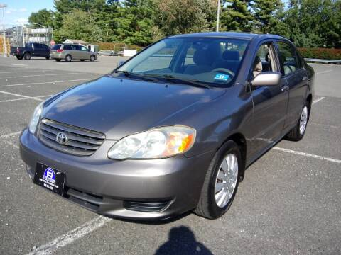 2004 Toyota Corolla for sale at B&B Auto LLC in Union NJ