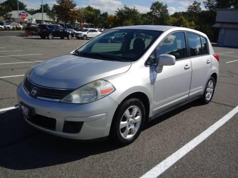 2009 Nissan Versa for sale at B&B Auto LLC in Union NJ