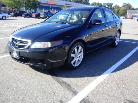 2005 Acura TSX for sale at B&B Auto LLC in Union NJ
