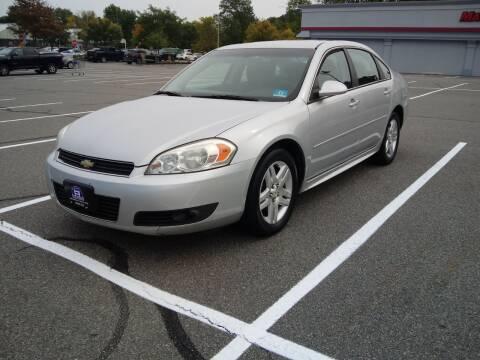 2011 Chevrolet Impala for sale at B&B Auto LLC in Union NJ