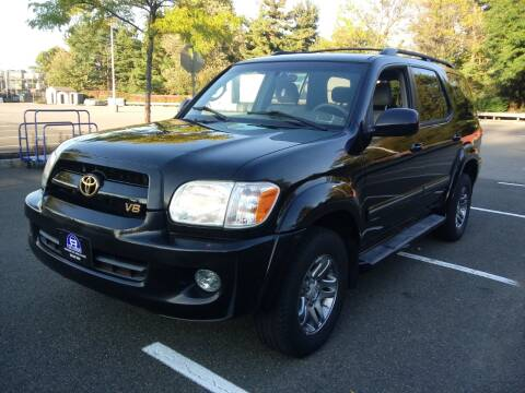 2007 Toyota Sequoia for sale at B&B Auto LLC in Union NJ