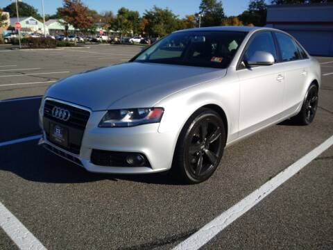 2009 Audi A4 for sale at B&B Auto LLC in Union NJ