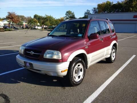 2000 Suzuki Grand Vitara for sale at B&B Auto LLC in Union NJ