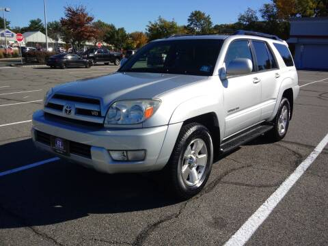 2005 Toyota 4Runner for sale at B&B Auto LLC in Union NJ