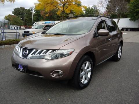 2010 Nissan Murano for sale at B&B Auto LLC in Union NJ