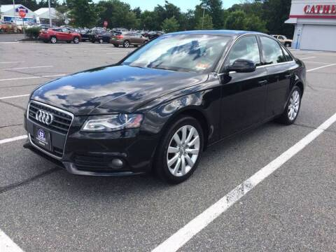 2011 Audi A4 for sale at B&B Auto LLC in Union NJ