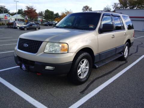 2004 Ford Expedition for sale at B&B Auto LLC in Union NJ