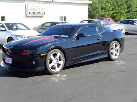 2011 Chevrolet Camaro for sale in Plainfield, WI
