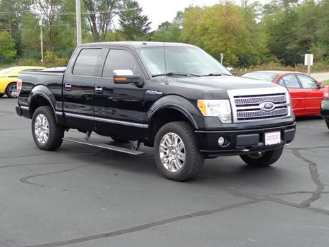 2009 Ford F-150 for sale in Plainfield, WI
