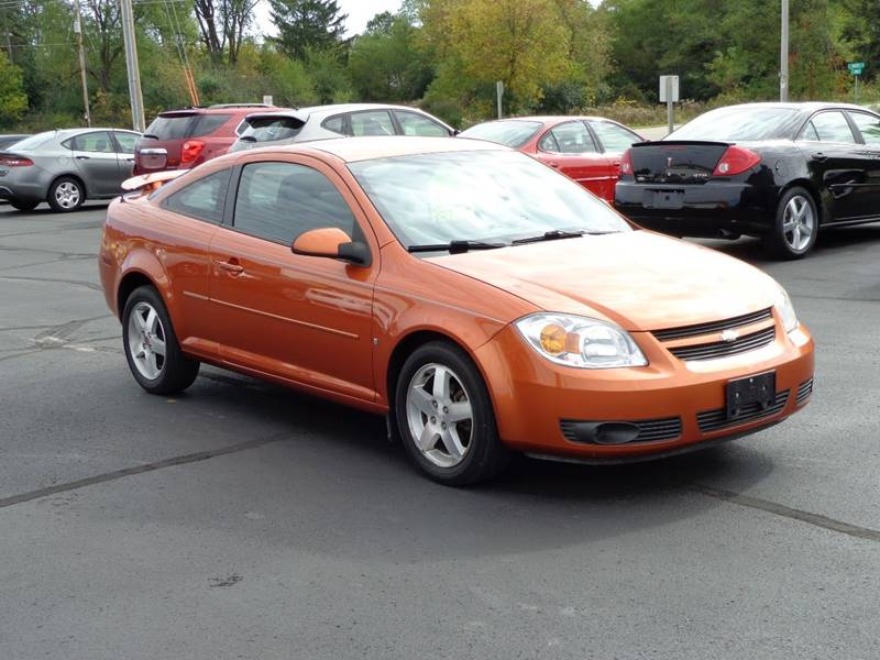 2006 Chevrolet Cobalt LT 2dr Coupe In Plainfield WI  Plainfield
