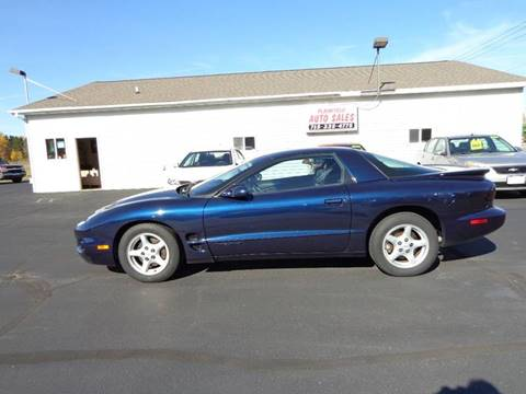 2002 Pontiac Firebird for sale in Plainfield, WI