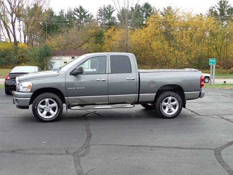 2007 Dodge Ram Pickup 1500 for sale in Plainfield, WI
