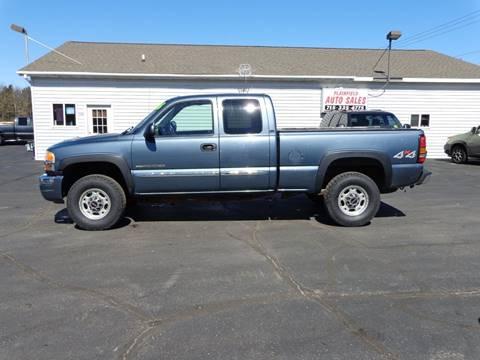 2006 GMC Sierra 2500HD for sale in Plainfield, WI