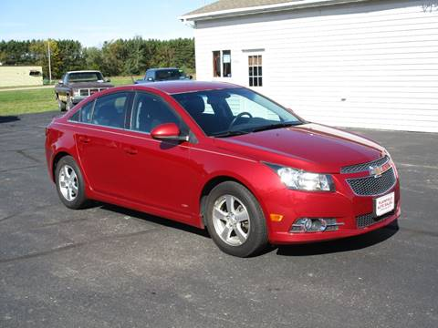2011 Chevrolet Cruze for sale in Plainfield, WI