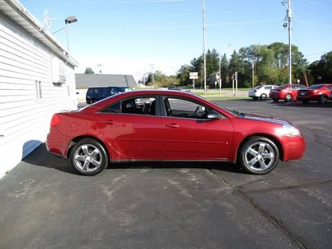 2008 Pontiac G6 for sale in Plainfield, WI