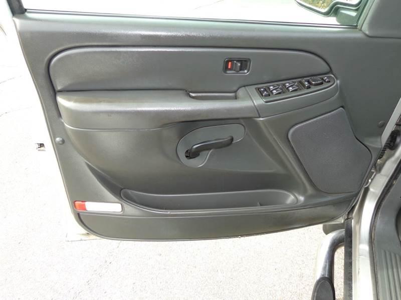 2007 Chevrolet Silverado 1500 Classic LT1 4dr Crew Cab 4WD 5.8 ft. SB - Plainfield WI