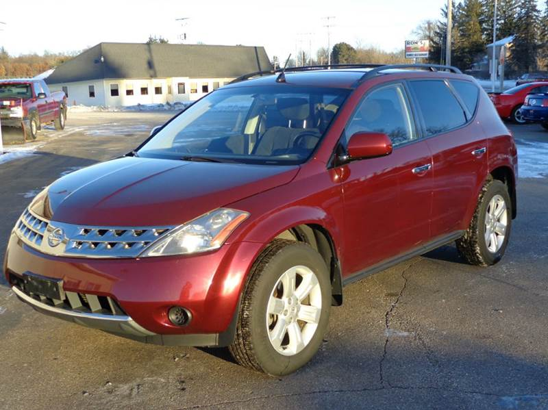 2006 Nissan Murano S 4dr SUV - Plainfield WI