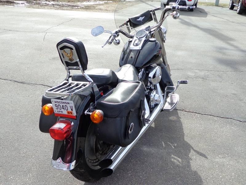 2000 Harley-Davidson FLSTF Fat Boy Fat Boy Softail - Plainfield WI