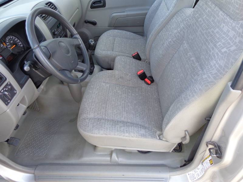 2004 Chevrolet Colorado 2dr Standard Cab Z85 Rwd SB - Plainfield WI