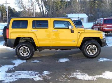 2007 HUMMER H3 for sale in Plainfield, WI