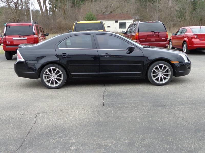 2008 Ford Fusion V6 SEL 4dr Sedan - Plainfield WI