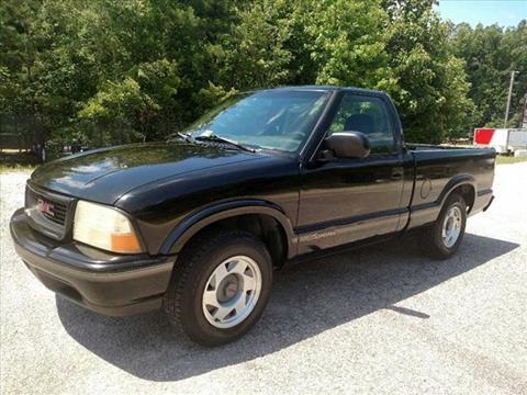 1998 GMC Sonoma for sale in Disputanta, VA