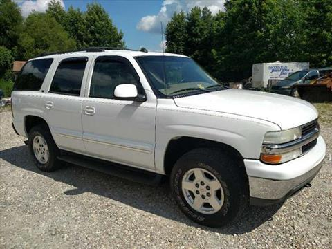 2004 Chevrolet Tahoe for sale in Disputanta, VA