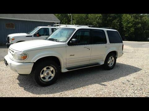 2000 Ford Explorer for sale in Disputanta, VA