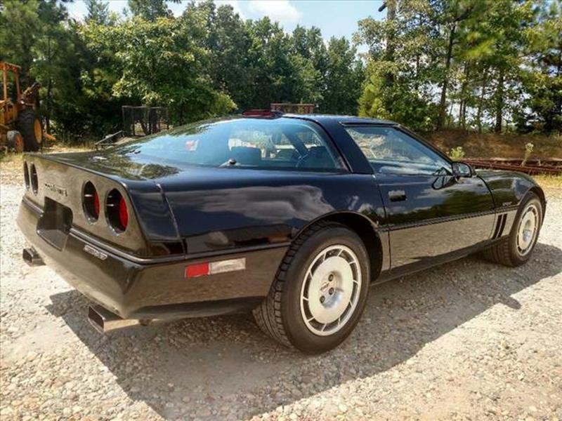 1986 Chevrolet Corvette 2dr Hatchback - Disputanta VA