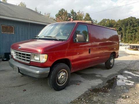 1996 Ford E-250 for sale in Disputanta, VA