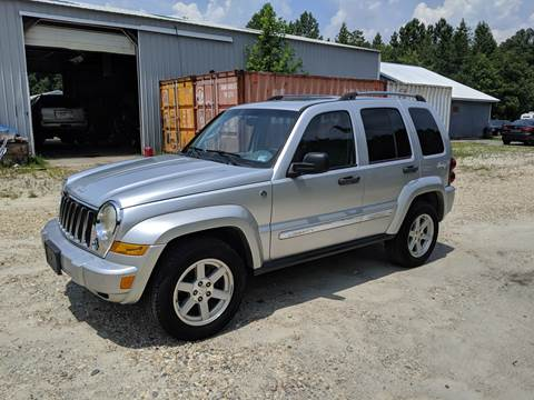 2007 Jeep Liberty for sale in Disputanta, VA
