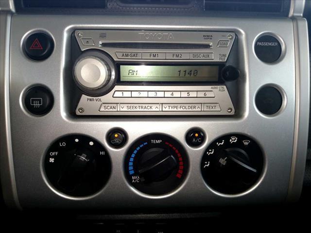 2007 Toyota FJ Cruiser 4dr SUV 4WD (4L V6 6M) - Disputanta VA
