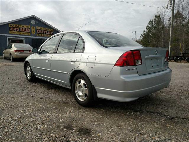 2005 Honda Civic Hybrid 4dr Sedan - Disputanta VA
