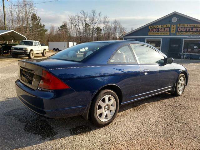 2003 Honda Civic EX 2dr Coupe - Disputanta VA